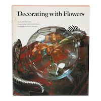 Vintage Book: Decorating with Flowers by Denise Otis, Ronaldo Maia and Ernst Beadle