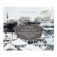 Book: At Their Doorstep, The Street Fairs of Paris by Charlotte Perret