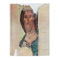 Vintage Art Book: Icons by Konrad Onasch