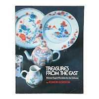 Vintage Book: Treasures from the East by Elinor Gordon