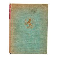 Vintage Book: European Ceramic Art by William Bowyer Honey