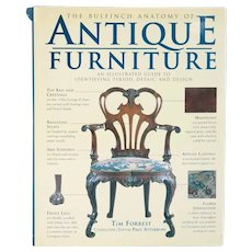 Book: The Bulfinch Anatomy of Antique Furniture by Tim Forrest