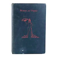 First Edition Book: Woman and Puppet by Pierre Louys and Clara Tice, 624/1250