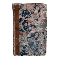 Leather Bound Children's Book: History of Sandford and Merton by Thomas Day