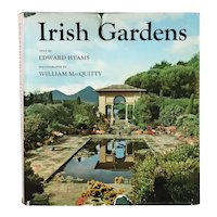 First Edition Book: Irish Gardens by Edward Hyams and William MacQuitty
