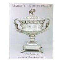 Vintage Book: Marks of Achievements by David B. Warren et al.