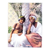 French Book: Tunis 1900, Lehnert & Landrock Photographes by Michel Mégnin