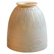 American Steuben Carder Period Calcite Art Glass Lamp Shade