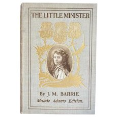 Book: The Little Minister by Sir James Matthew Barrie