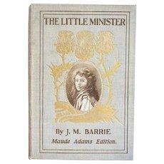 Book: The Little Minister by Sir James Matthew Barrie