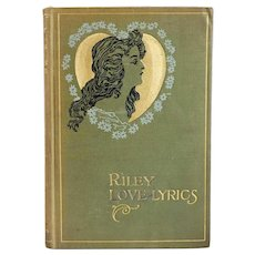 Book: Riley Love-Lyrics by James Whitcomb Riley