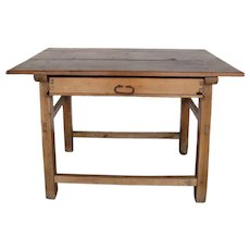 Mexican Mesquite Side Table