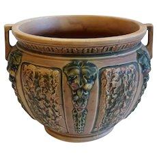 American Roseville Pottery Florentine I Pattern Bowl / Planter