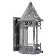 American Gothic Revival Exterior Bracket Sconce