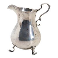 American Dominick & Haff for J. E. Caldwell Sterling Silver Cream Jug
