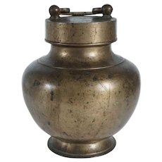 South India Brass Milk Pot