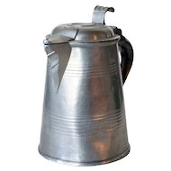 Swedish Gustavus III Pewter Flagon