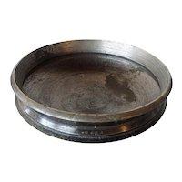 South Indian Solid Bronze Cooking Vessel (Urli)