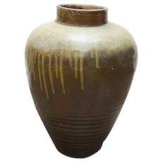 Chinese Shanxi Province Pottery Pot