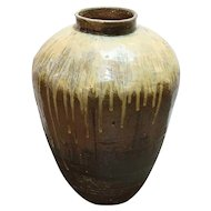 Chinese Shanxi Province Pottery Vessel