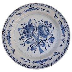 Popular Brand Vintage Delft Hand Painted Blue & White Ginger Jar Salt & Pepper Shakers Holland Pottery & China