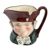 Large Vintage English Royal Doulton Porcelain Old Charley D5420 Character Jug