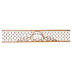 American Victorian Pitch Pine Gingerbread Architectural Fretwork