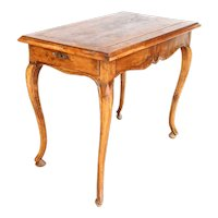 Tall French Louis XV Rectangular Center / Drinks Table