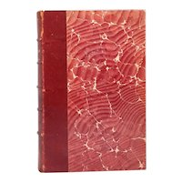 French Leather Bound Book: Dosia by Henry Greville (Alice Durand)