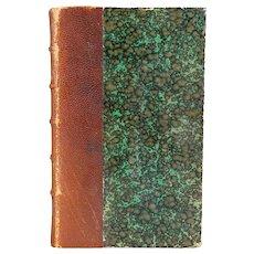 French Book: Le Miroir aux Alouettes by Julie de Mestral-Combremont