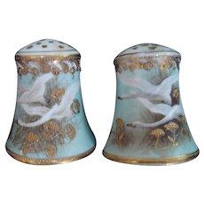 Nippon Flying Geese Salt & Pepper Shakers