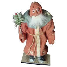 Santa Claus Candy Container - German