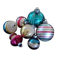 Shiny Brite Christmas Ornaments - 7