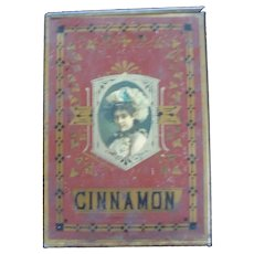 Country Store Tin - Cinnamon