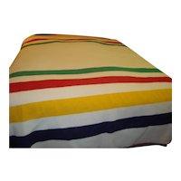 Hudson Bay Six Point Extra Large Blanket