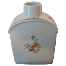 Chinese Export Tea Caddy Circa 1800