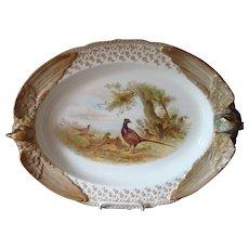 Royal Worcester Game Platter