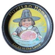 Puritan Hams Tip Tray - Cudahy Packing Company