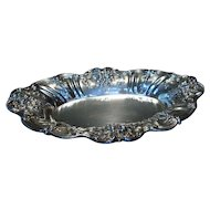 Francis 1st Sterling Reed & Barton Bread Tray X568