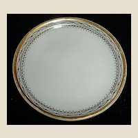 Early 1900's - Heinrich & Co. Porcelain Butter Pat - Fine China