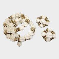 Vintage Hobe Bracelet and Earrings Set – HOBE Demi-Parure Jewelry