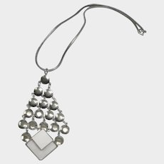 RETRO Hobe Necklace - Modernist Necklace