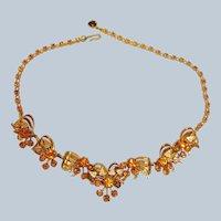 Vintage KRAMER Signed Necklace