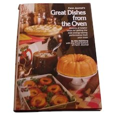 Farm Journal's Great Dishes from the Oven by Rita Holmberg (1978, Hardcover)