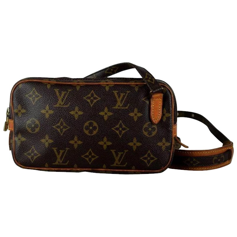 Vintage Louis Vuitton Marley Canvas