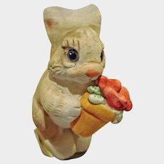 Dreamsicles Bunny Rabbit - Cupid's Helper - Signed Kristin  1995