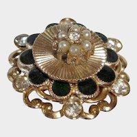 SALE *** Vintage Coro Pin Brooch - Late Edwardian Period