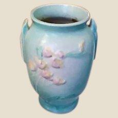 SALE: Vintage Roseville Pottery - Ixia Vase - Roseville #853