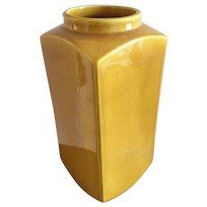 """Vintage Haeger USA Pottery Tall Vase 10"""""""