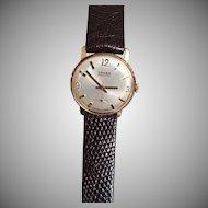 Vintage Gruen Precision 10K GF Watch Never Worn